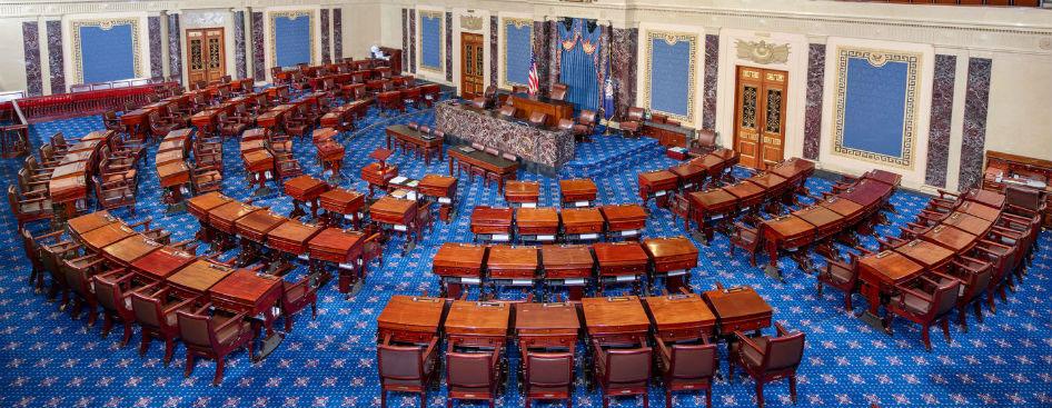 U.S. Senate Chamber